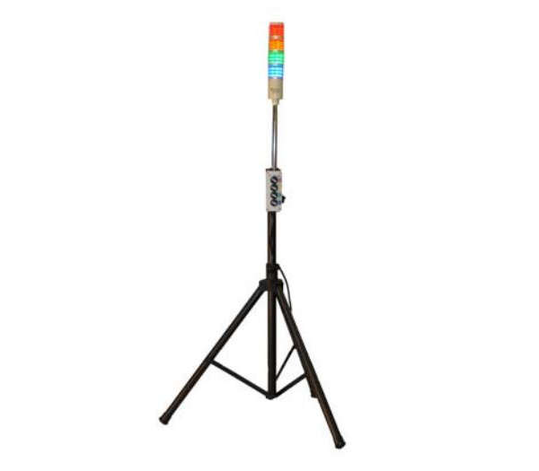 Wireless Production Cycle Timer Tower Light