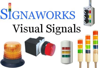 Industrial Visual Signals Signaworks Banner