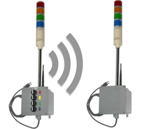 Wireless Andon Tower Light