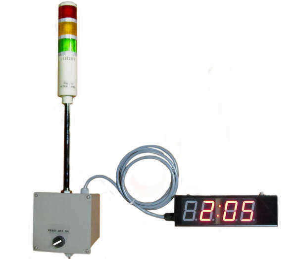 Wireless Cycle Timer Data Logger